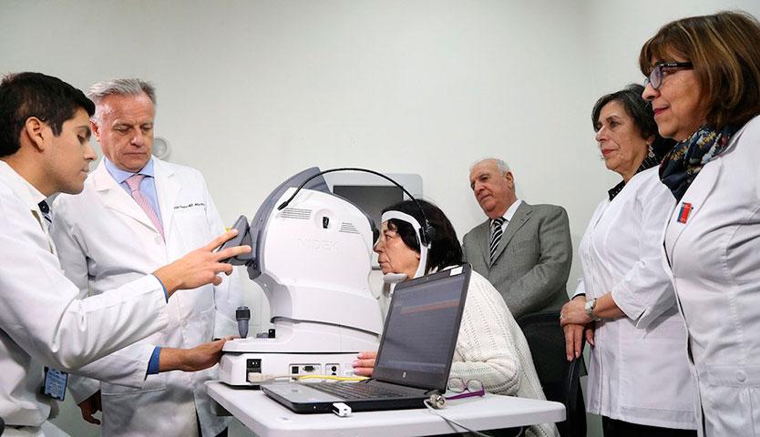 Lanzan herramienta de inteligencia artificial que previene la ceguera