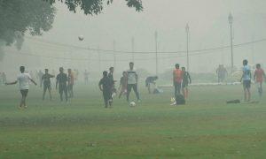 ¿Qué tan riesgoso es practicar deporte con contaminación?