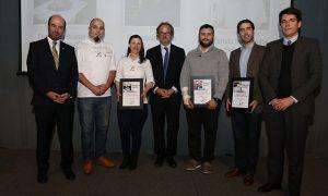 Premian a tres emprendedores en Enamype 2018