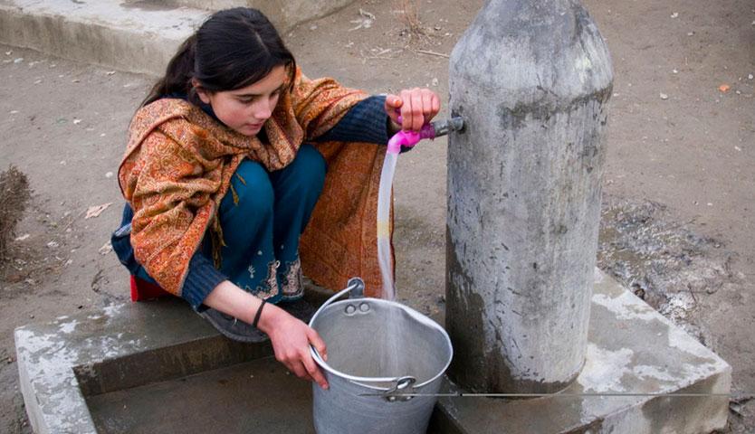 Destacan investigación sobre disposición de agua dulce e impacto del cambio climático