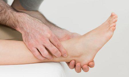Hasta un 37% de los mayores de 45 años sufren alguna lesión en pies o tobillos