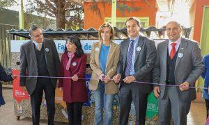Nuevo centro de reciclaje comunitario en Quinta Normal