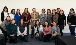 Lanzan red de mujeres líderes en formación técnico profesional