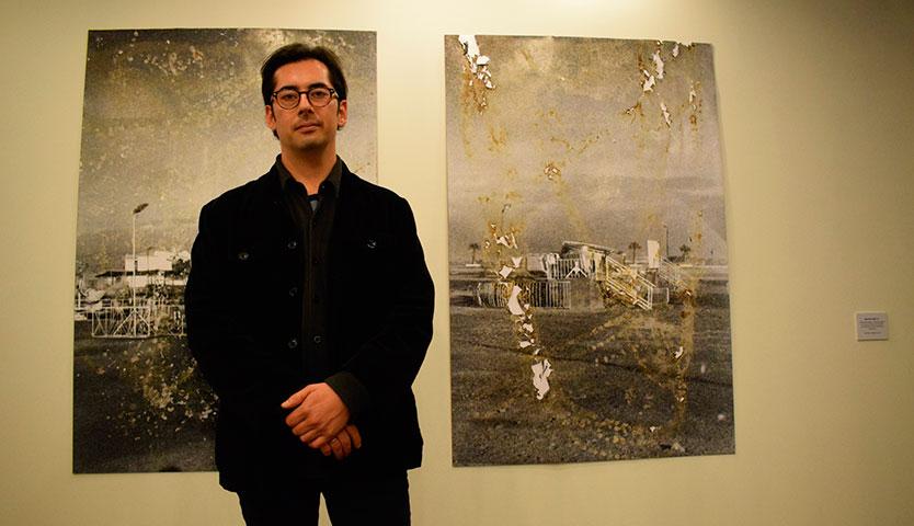 Exposición fotográfica da cuenta de la contaminación del agua
