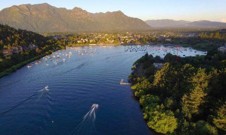 Inician mesas técnicas con miras al plan para descontaminar el lago Villarrica