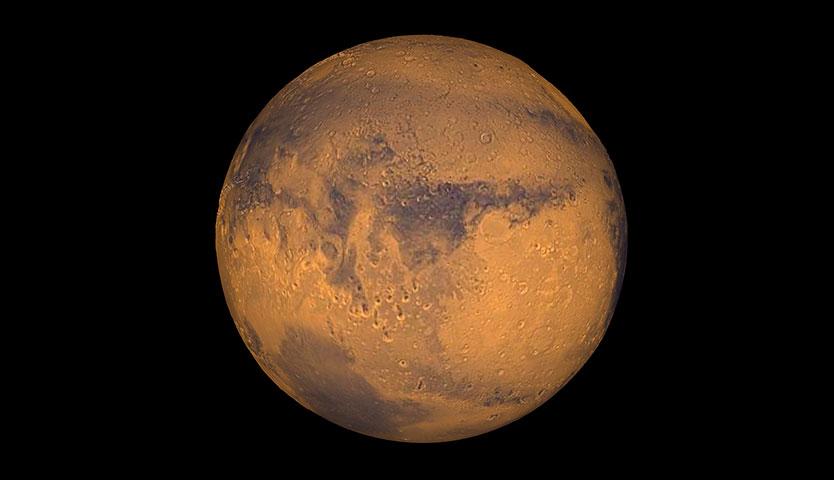 ¿Agua líquida en Marte?
