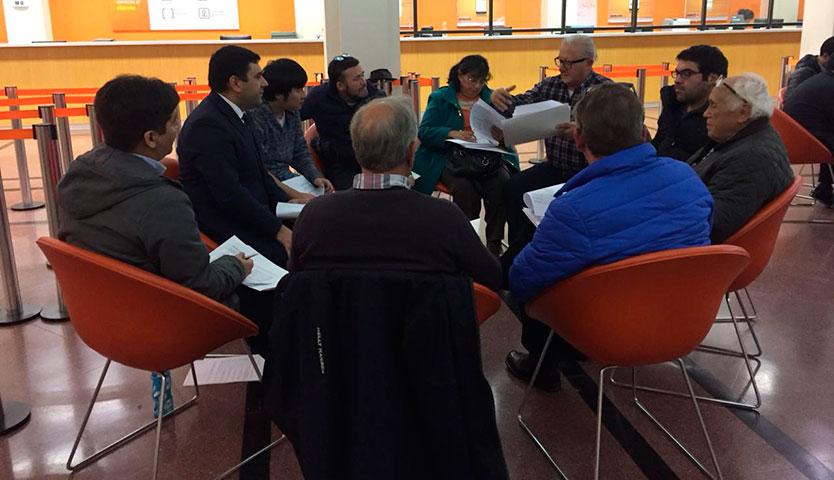 Pymes participan en programa de asesoría financiera de Itaú