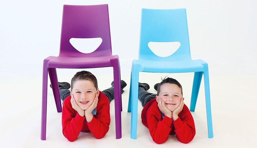 En One: la silla ecológica