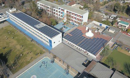 Alianza Francesa instala sistema que certifica la energía fotovoltaica utilizada