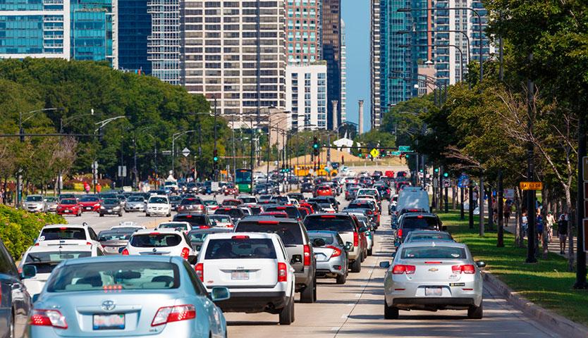 Se aprueba reducción de velocidad urbana de 60 a 50 km/hr