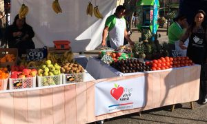 Alimentos saludables y clases de zumba se tomarán estaciones de Metro