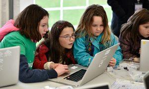 Buscan estimular creatividad en niños de educación básica a través de programación