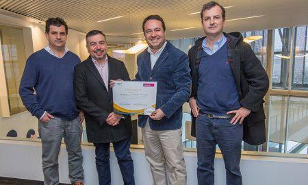 """Laboratorio Synthon Chile recibió certificado """"Cero Basura"""""""