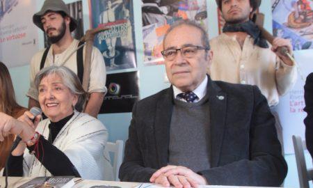 Hernán Rivera Letelier recibe respaldo para el Premio Nacional de Literatura 2018