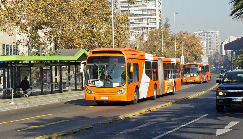 Próxima licitación de Transantiago se enfocará en calidad de servicio