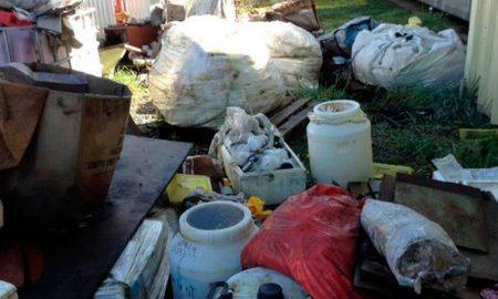 SMA solicita paralización de empresa de tratamiento de residuos hospitarios Ecosolución