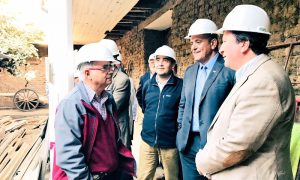 En 2019 concluirá restauración de Museo 0'Higginiano y de Bellas Artes de Talca