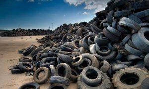 Avanza propuesta para el manejo de neumáticos fuera de uso