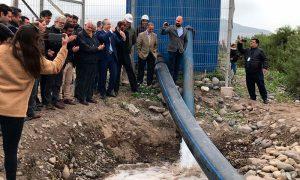 Firman acuerdo que permitirá asegurar el agua en valle de Aconcagua