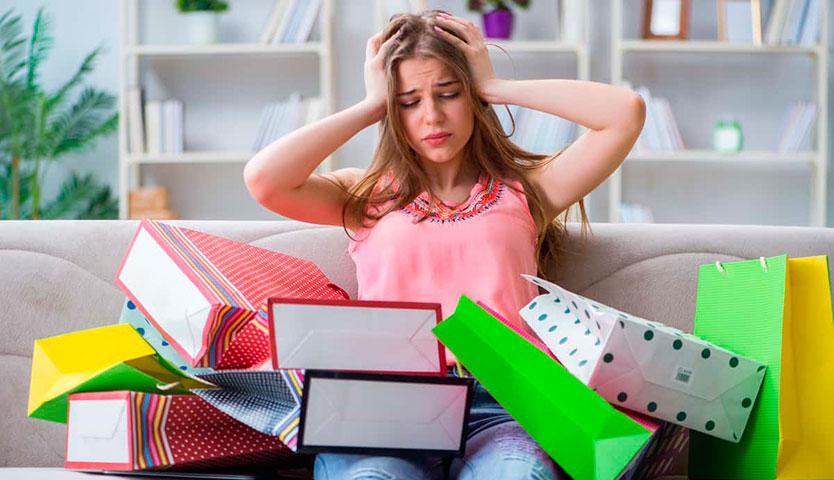 ¿Sabes si eres un comprador compulsivo?