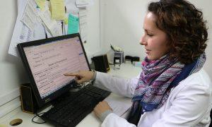 Hospital Dr. Gustavo Fricke implementa novedosa receta electrónica