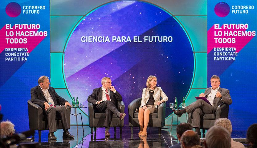 Próximo Congreso del Futuro recibirá a 6 premios Nobel