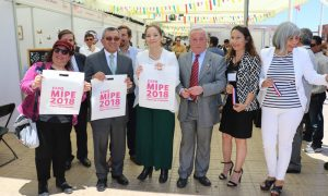 60 micro y pequeñas empresas en Expo Mipe 2018 en La Serena