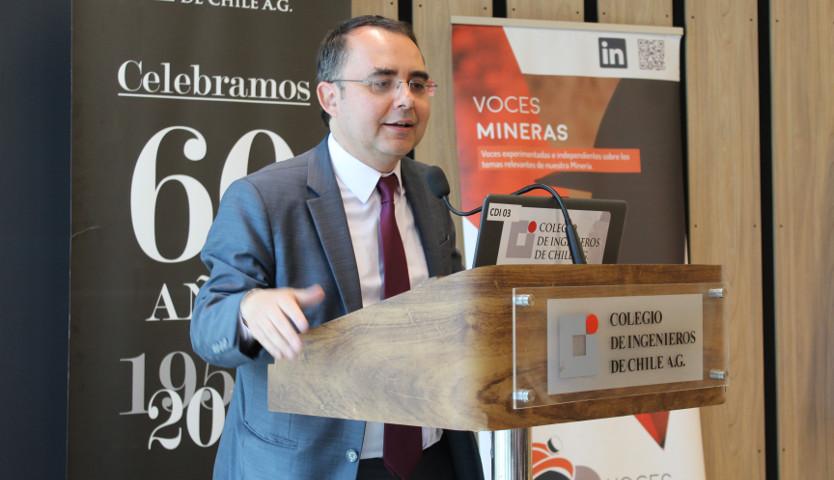 """""""Electromovilidad representará alrededor de 500 mil toneladas anuales adicionales a la demanda del cobre"""""""