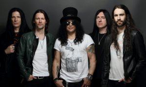Guitarrista Slash presentará en Chile su nuevo álbum solista