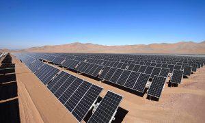 Chile lidera ranking mundial de energías renovables