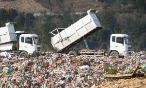 Chile es el segundo país de la OCDE que más envía desechos a rellenos sanitarios