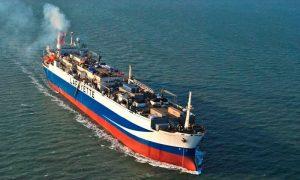 Denuncian que barco ilegal más grande del mundo llegó a China con apoyo de ciertos países
