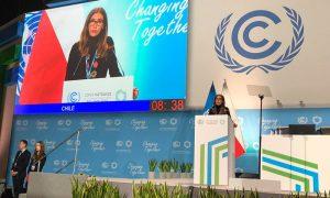 COP24: Chile se compromete a tener 100% de transporte público eléctrico el 2040