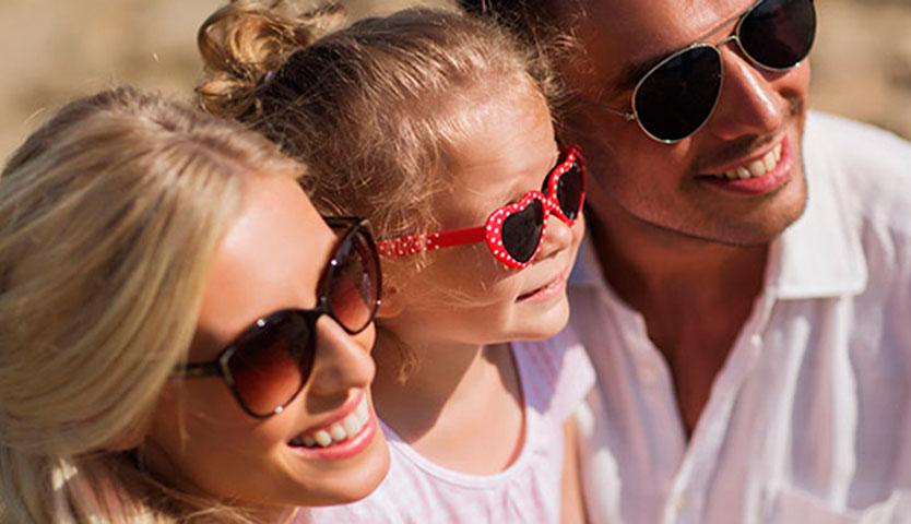 ¿Cómo seleccionar lentes de sol?