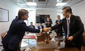 Chile podrá aumentar exportaciones de pesca y acuicultura a China