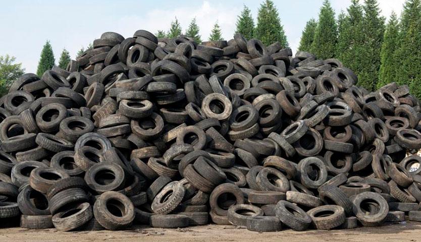 U.TALCA desarrolla innovador proyecto de baldosas con reciclaje de neumáticos