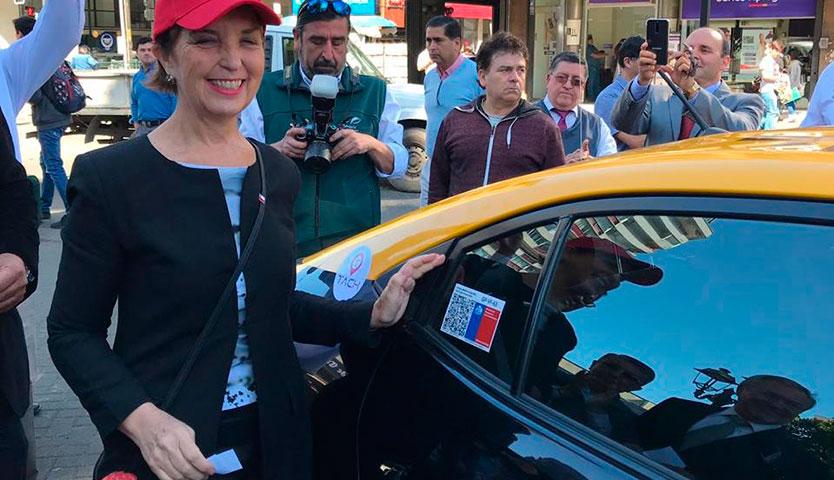 Taxistas de Temuco lanzan aplicación para solicitar móviles a través del celular
