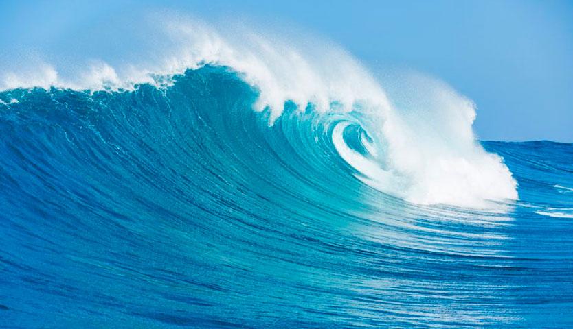 Por qué el agua del mar es salada? - SUSTEMPO